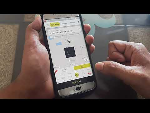 HOW TO BOOK OLA | 2018     ( HINDI)