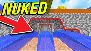 DESTROYING /F TOPS  BASE!!!  | ( Minecraft DISTRICT FACTIONS ) #12
