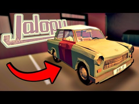 IT'S FINALLY HERE! THE GREATEST ROAD TRIP EVER - Jalopy Full Release - Jalopy Gameplay