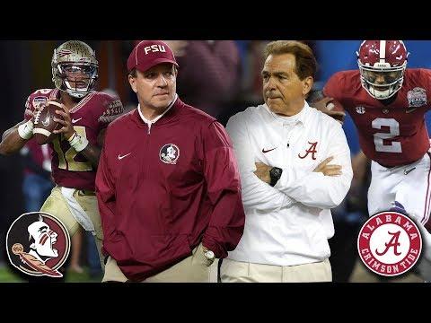 FSU vs Alabama: College Football's Grand Opening   2017 Hype Video