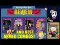 Best Armed Combos! (BOX REVIEW) | Animation Throwdown