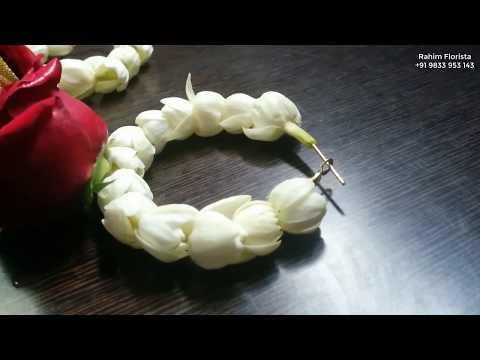 Padmavati Flower Jewellery for Bride