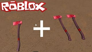 solo dupe axe in lumber tycoon 2 2017 (SOLO)