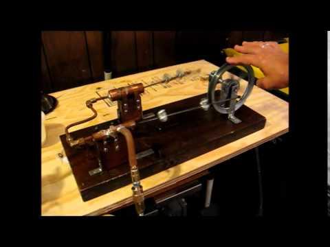 DIY Steam Engine - Phase 1