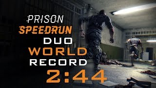 Dying Light: Prison Heist - Duo World Record (2:44)