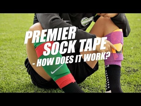 Premier Sock Tape Review - How does it work?