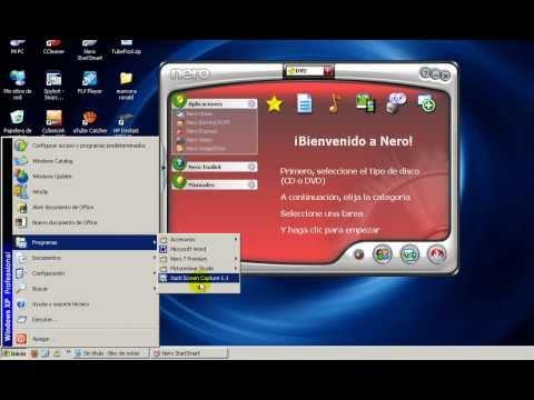 Como Grabar un Video en un CD o DVD - DominandoCamtasia.com