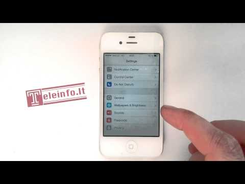 How to Update Your iPhone Software (iPhone 4, 4s, 5, 5s, 6, 6plus)