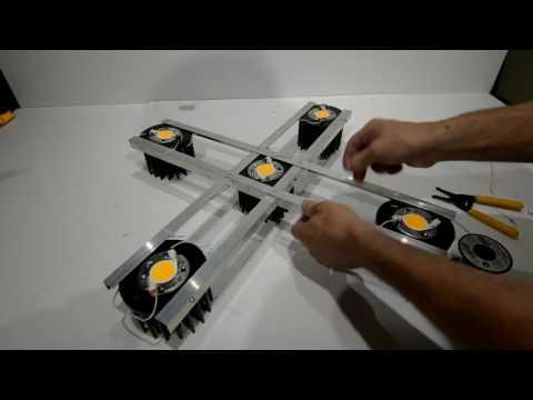 Cutter Configs: mau5 kit for a 3x3 w/ PAR readings