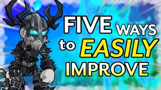 Five EASY Ways to GET BETTER at Brawlhalla
