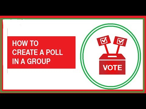 How to Create a Poll on Facebook 2017