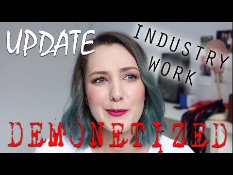 Update: demonetization, working in the industry, future of this channel