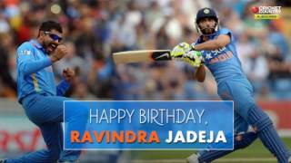 Some interesting facts about Ravindra Jadeja on his special day!