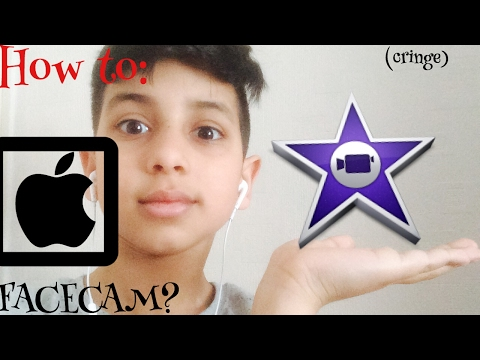 How I Edit My Videos AND HOW TO FACECAM! | IOS| iMovie