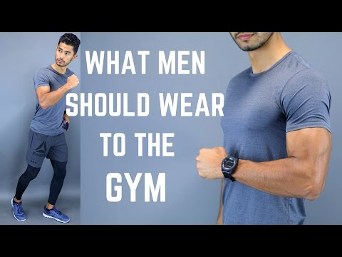 What to Wear When Going to The Gym!