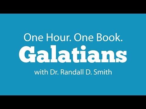 One Hour. One Book: Galatians