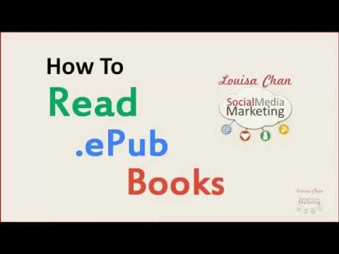 How To Read Digital Books Using an ePub Reader