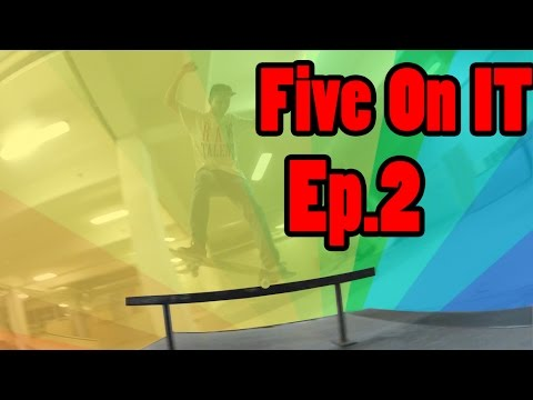 Five On It Ep.2 Mathias Jensen