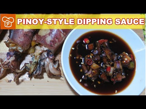 How to Make Pinoy-Style Dipping Sauce - Panlasang Pinoy Easy Recipes