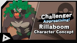 Rillaboom: Grooving to Nature's Tune - Challenger Approaching