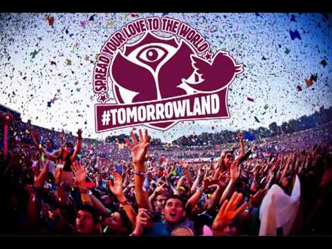 Tomorrowland 2013 Official Song First day of (Tomorrowland) Avicii David ft Guetta Michael S Basto