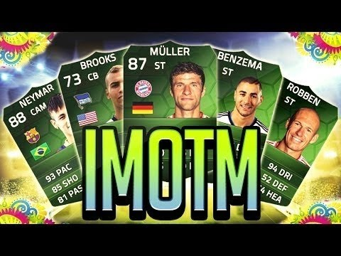 FIFA 14 iOS- 100K PACKS !! I GOT 3 iMOTM !!!!