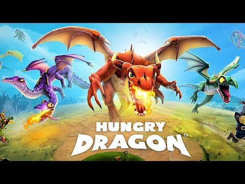 Hungry Dragon (by Ubisoft) - iOS / Android - Gameplay Trailer