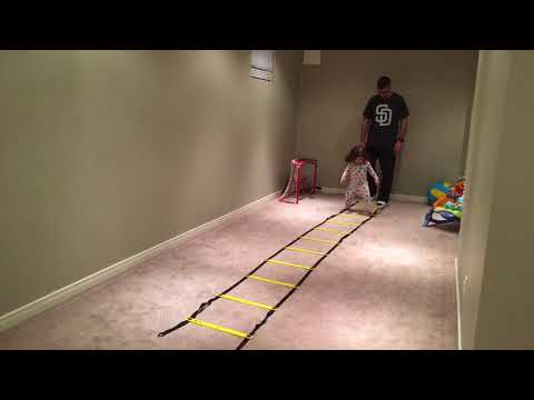 Ladder Drill: In and Out