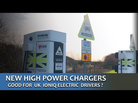 IONIQ Info #8 - New Generation Of High Powered Advanced Ecotricity Chargers Coming Soon?