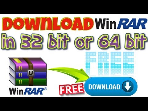 WinRar Free Download for windows 10 in 64 bit or 32 bit Latest Version and Learn to Extract ZIP FILE