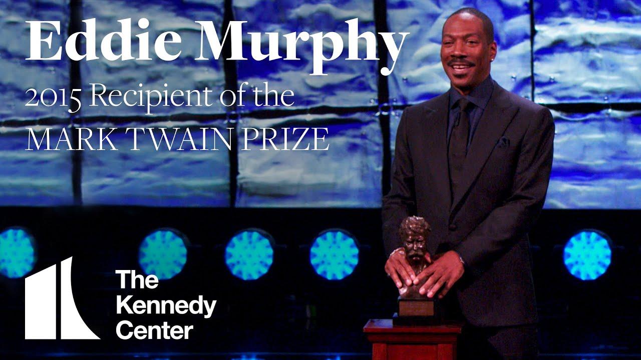 Eddie Murphy Acceptance Speech | 2015 Mark Twain Prize