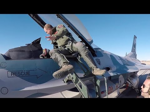 F-16C – 57th Maintenance Group Exercise