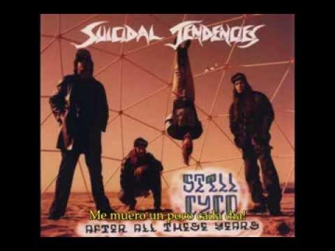 Suicidal Tendencies - A little each day (Subtítulos Español)