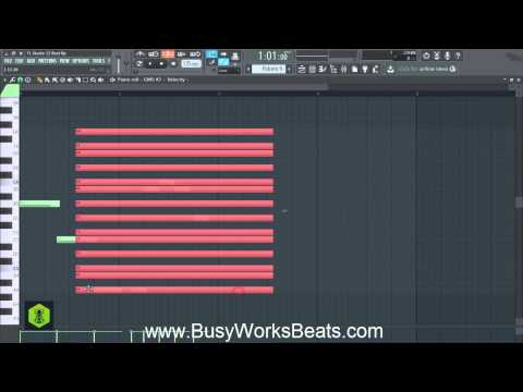 FL Studio 12 Trap Beat Tutorial Part 3 Melody