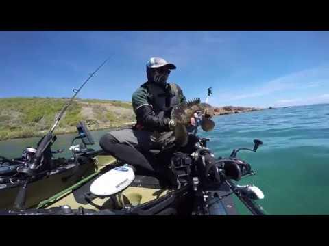 Bowen Kayak Fishing Part 1