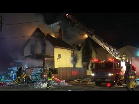 Four killed in overnight house fire in Port Colborne