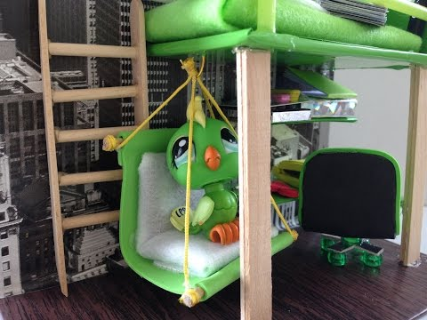 How to make a LPS Boy's Room
