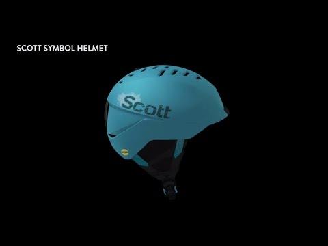 The Symbol MIPS Ski Helmet