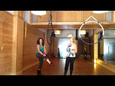 Atmosphere Fitness Aerial Hoop Instructor Training