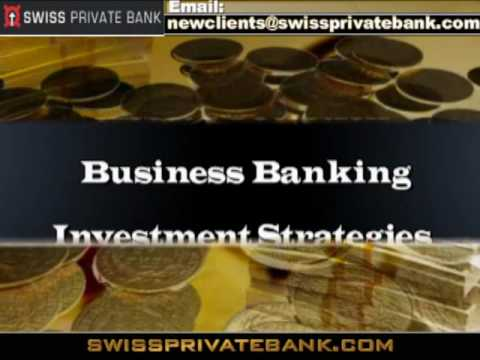 Open a Swiss Bank Account and Private Banking