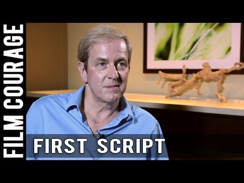 Advice To A Screenwriter Working On Their First Script by Peter Russell