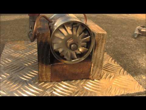 Tin Can Turbine