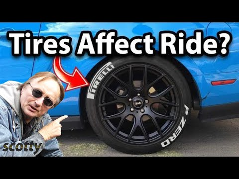 Do Tires Affect Your Car's Ride?