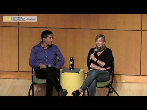 University of Michigan Gupta Family Hackathon: Q&A Session with Dr. Sanjay Gupta