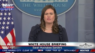 FNN: Senate votes on spending bill, White House press briefing