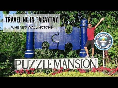 TRAVELING IN MANILA! TAGAYTAY! (Philippines)