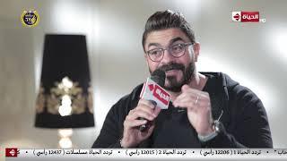 """عين - خالد سليم يغني أغنية """"لسة كبير"""" على الهواء"""