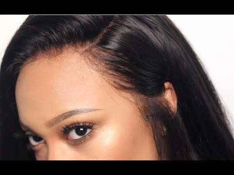 HOW TO CUSTOMIZE YOUR LACE FRONTAL | LAVY HAIR