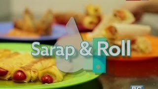 Good News: Sarap and Roll!