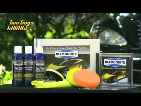 How to clean headlights - Speed Channel
